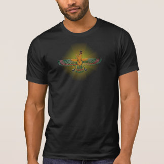 Men's Destroyed Light of Farvahar Shirt