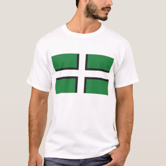 Mens 'Devon Flag' Tee