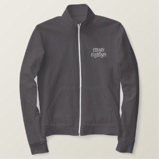 Men's Embroidered American Apparel Jacket