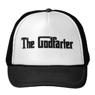 "Men's Fart Humor Gifts ""The Godfarter"" Cap"