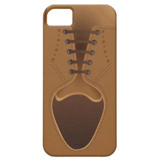 Men's Fashion Modern Brown Shoe iPhone 5 Cases