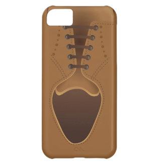 Men's Fashion Modern Brown Shoe iPhone 5 C  Case iPhone 5C Case