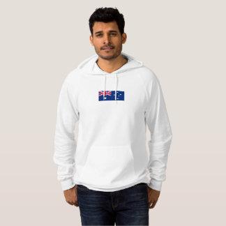 Mens Flag of Australia Hoodie