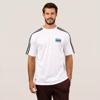 Mens Flag of Botswana T-Shirt