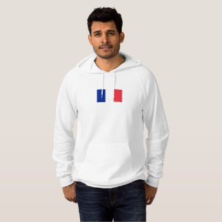 Mens Flag of France Hoodie
