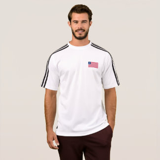 Mens Flag of Liberia T-Shirt