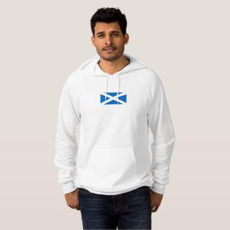 Mens Flag of Scotland Hoodie