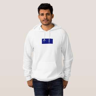 Mens Flag of South Brazil Hoodie