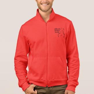 Men's Fleece Jogger (no back decal) Jacket