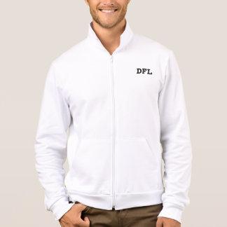 Men's Fleece Zip Jogger (Dreams to Reality) Jacket