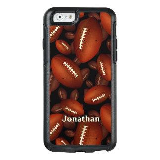 Men's football OtterBox iPhone 6/6s case