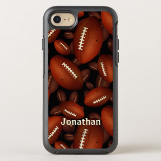 Men's football OtterBox symmetry iPhone 8/7 case