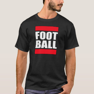 Mens Football t shirt