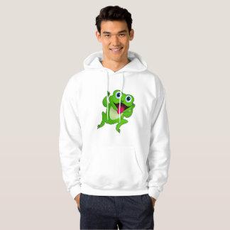 Mens Frog Hoodie