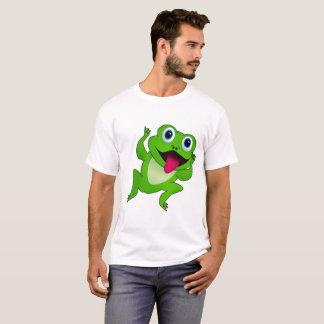 Mens Frog Shirt