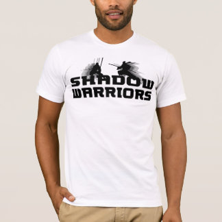 Men's FS-Shadow Warriors/white T-Shirt