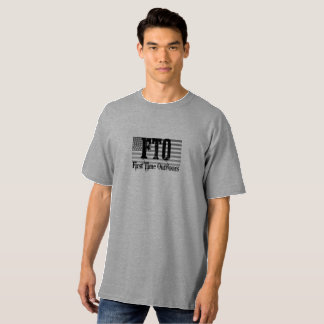 Men's FTO USA Hanes T-Shirt