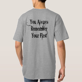 Men's FTO USA Hanes T-Shirt w/back print