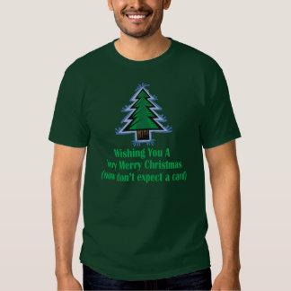 Mens Funny Christmas T-shirt