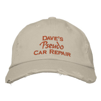 Men's Funny Embroidered Hat