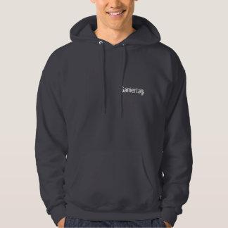 Mens Gamertag/Logo Hoodie