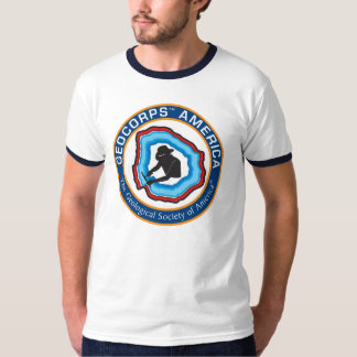 Men's GeoCorps America Ringer T-Shirt