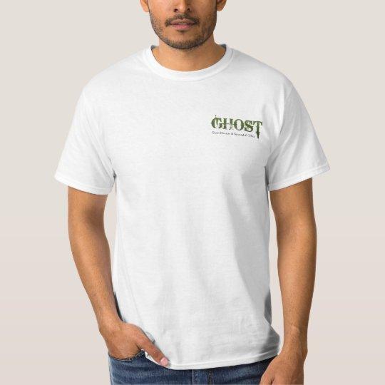 Mens GHOST Value Pocket Logo T-shirt