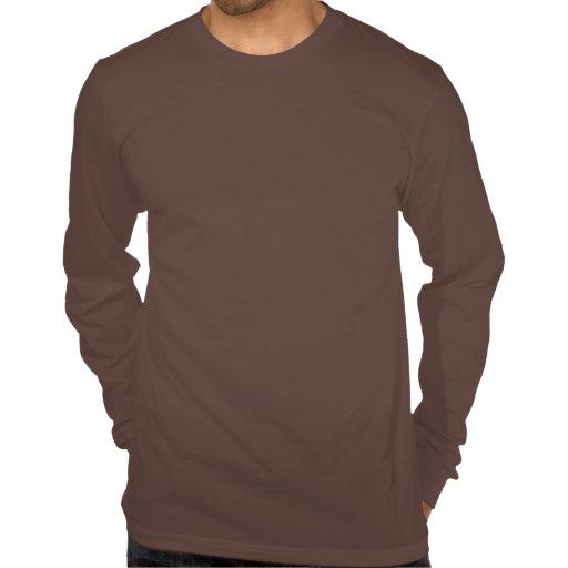 Men's Gingerbread Man Jumper With Plaid Tshirt