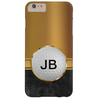 Men's Golf Business Barely There iPhone 6 Plus Case