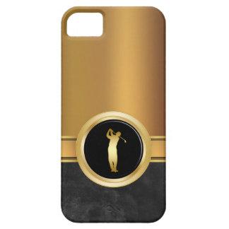 Men's Golf Business iPhone 5 Case