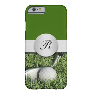 Men's Golf Theme Cases