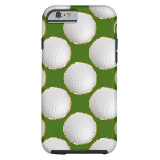 Men's Golf Theme Cases Tough iPhone 6 Case