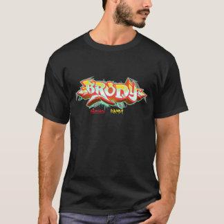Mens Graffiti: Brody Streetwear T-Shirt