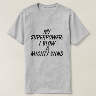 Men's Graphic Superpower T-Shirt