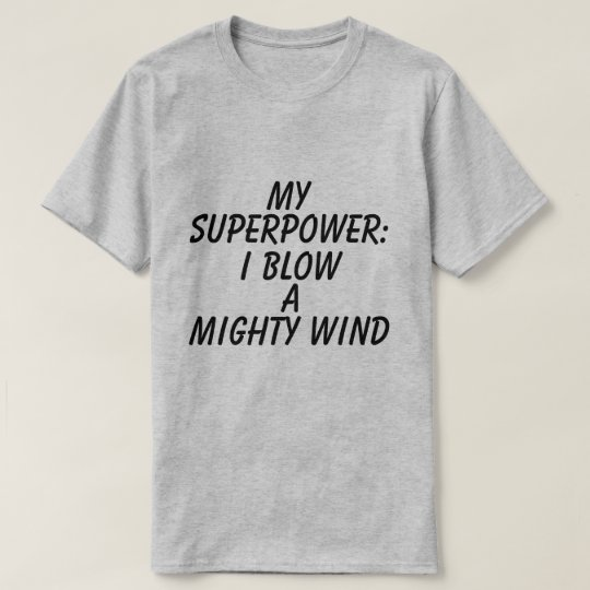 Men's Graphic Superpower T-Shirt