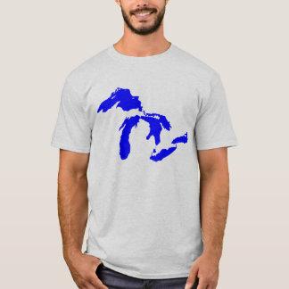 Men's Great Lakes logo graphic T-Shirt