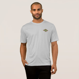 Men's Grey IPCAS 2017 Cliff Dwelling T-Shirt