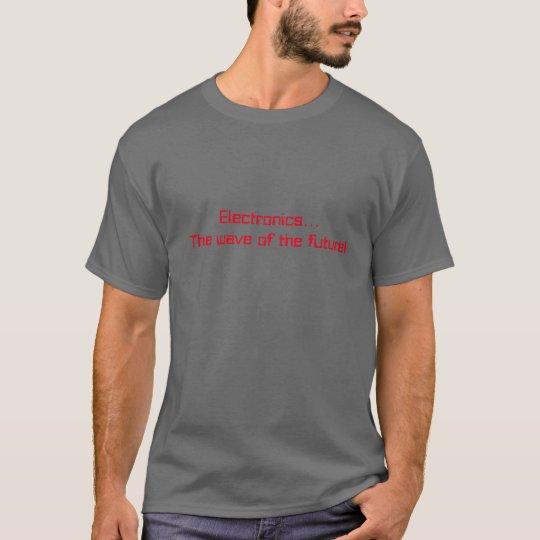 Mens Grey Nerd Shirt