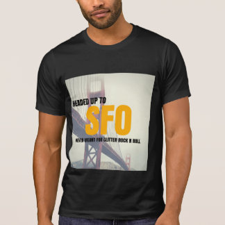 Men's Headed Up to SFO T-Shirt