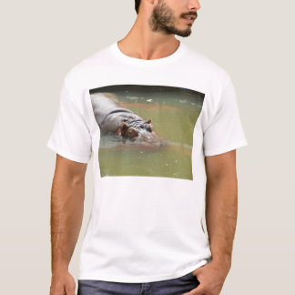 Men's Hippo  T-Shirt