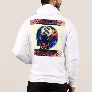 Mens Hooded Sweater