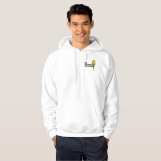 Men's Hooded Sweatshirt - The Cornfield Resistance