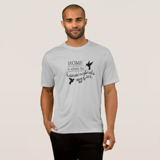 Men's Hummingbird Lover T-Shirt