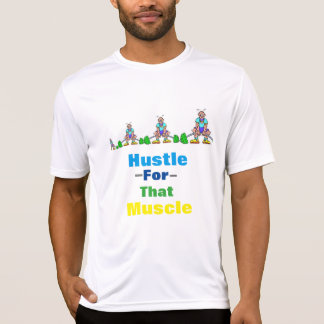 Men's Hustle Sport-Tek Competitor T-Shirt