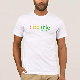men's i be irie t-shirt