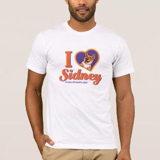 "Men's I ""Heart"" Sidney T-shirt"