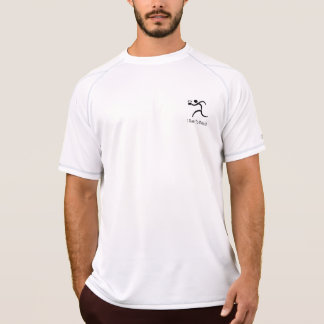 "Men's ""I Run to Drink"" running shirt"