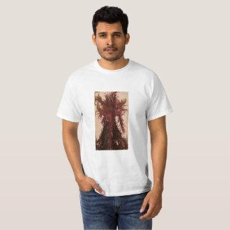 Men's informal volcano teeshirt T-Shirt