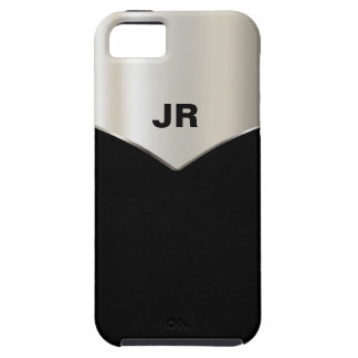 Mens iPhone 5 Tough Monogram Cases