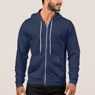 Mens Just Married Hoodie